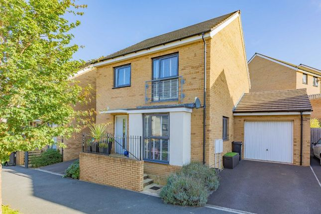 Thumbnail Link-detached house for sale in Acorn Drive, Lyde Green, Bristol
