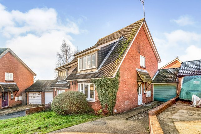 Thumbnail Semi-detached house for sale in St. Katherines Way, Berkhamsted