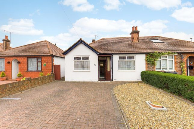 Thumbnail Bungalow for sale in Sunbury Road, Feltham, Greater London