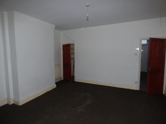 Living Room of Lyndhurst Road, Burnley, Lancashire BB10