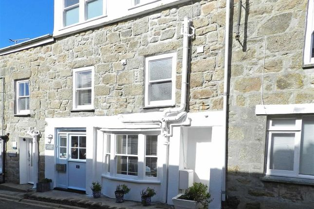 Thumbnail Terraced house for sale in Carncrows Street, St. Ives