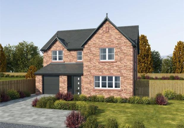 Thumbnail Detached house for sale in Plot 14 (Detached House), Thornedge Development, Station Road, Cumwhinton