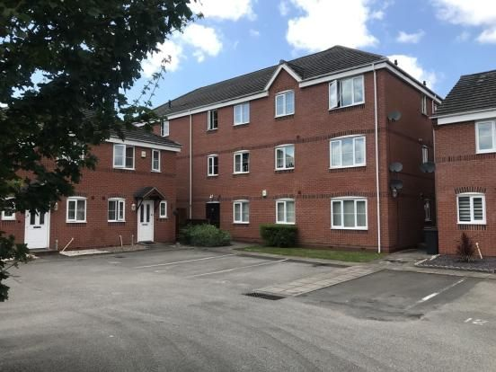 Thumbnail Flat to rent in Charles Eaton Court, Bedworth, Warwickshire