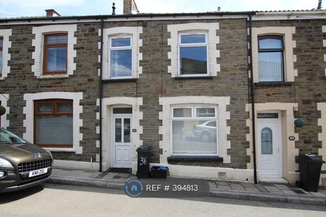 Thumbnail Terraced house to rent in Station Terrace, Dowlais, Merthyr Tydfil