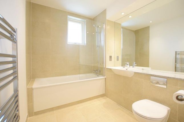 Main Bathroom of Orpheus Street, Denmark Hill, London SE5