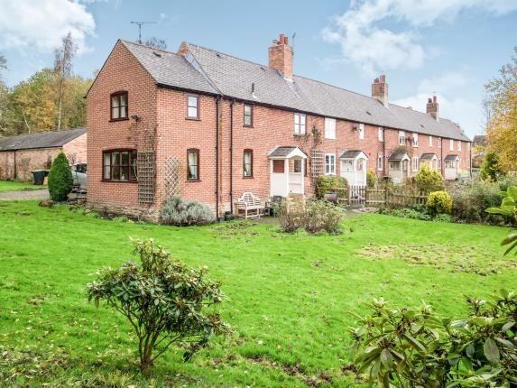 Thumbnail End terrace house for sale in Grange Cottages, Papplewick, Nottingham, Nottinghamshire