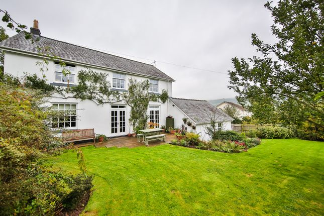 Thumbnail Detached house for sale in Wellfield, Grosmont, Abergavenny