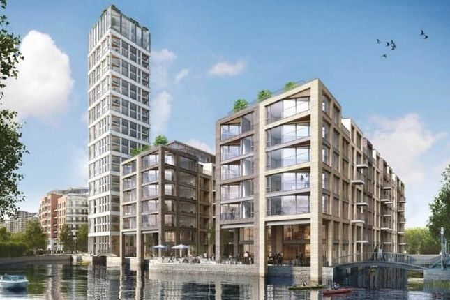 Thumbnail Flat for sale in Jaegar House, London