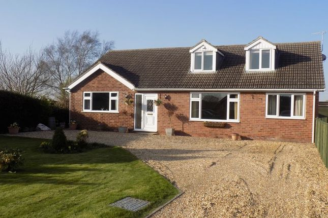 Thumbnail Detached bungalow for sale in Station Road, Sutton, Retford