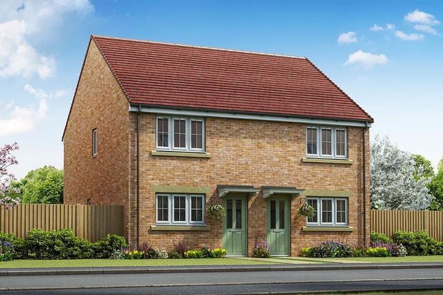 """Thumbnail Property for sale in """"Lawton"""" at Woodfield Way, Balby, Doncaster"""