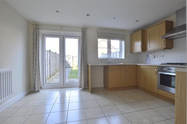 Thumbnail Semi-detached house for sale in Rosefields, Tewkesbury, Gloucestershire