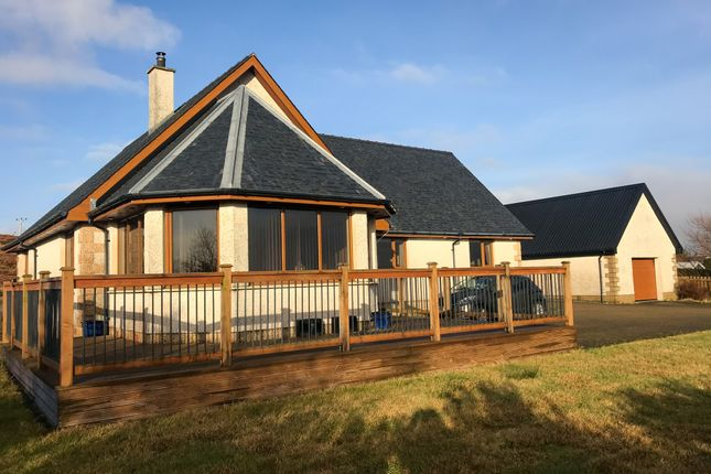 Thumbnail Detached house for sale in Cleascro Road, Lochs, Isle Of Lewis