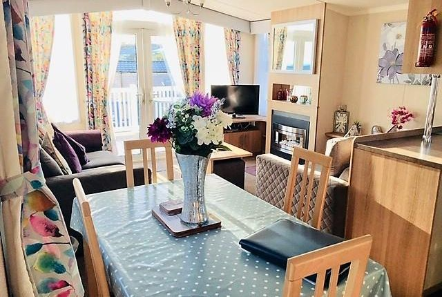 Lounge of Juniper Close, Sandy Bay, Exmouth EX8
