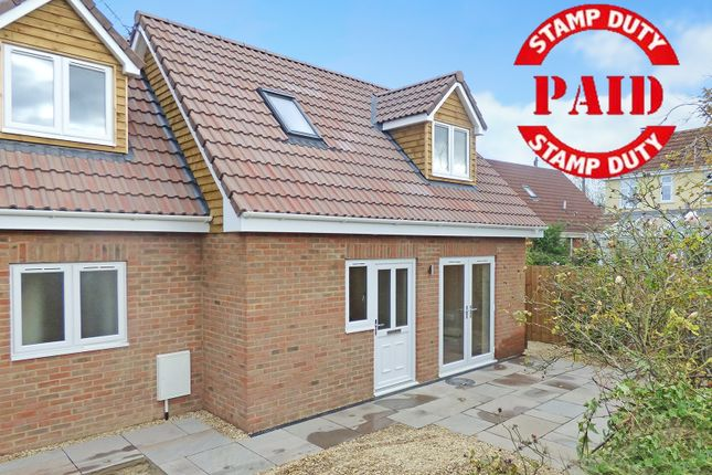 Thumbnail Detached bungalow for sale in Eden Vale Road, Westbury
