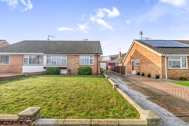 Thumbnail Bungalow for sale in Ash Crescent, Higham, Rochester