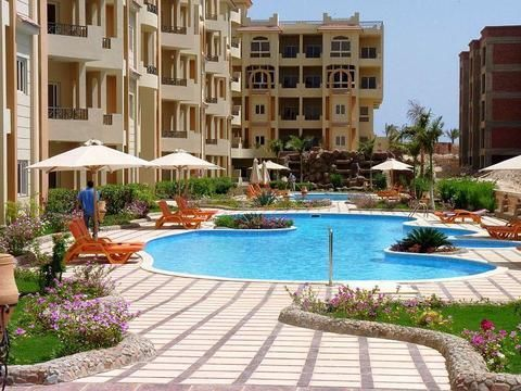 2 bed apartment for sale in El Andalous, Sahl Hasheesh, Egypt