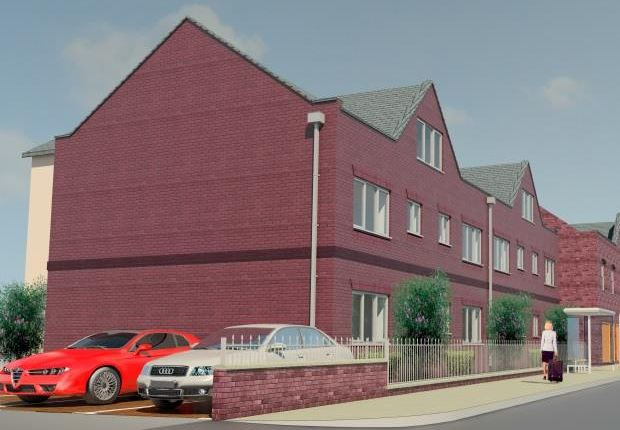 Thumbnail Commercial property for sale in Brunswick Court, Brunswick Road, Buckley, Flintshire