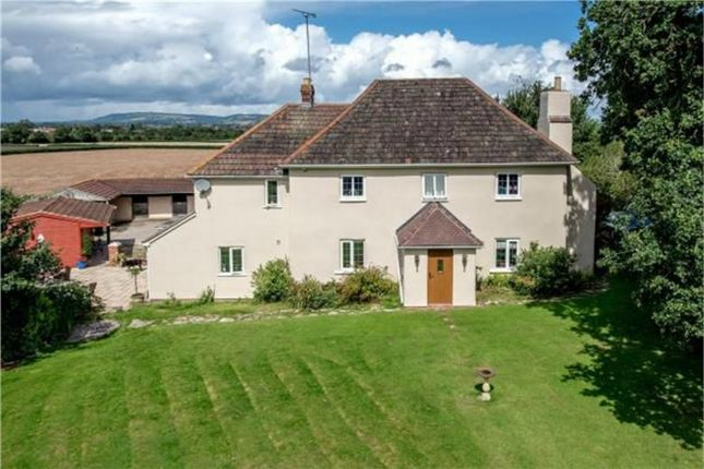 Thumbnail Detached house for sale in Grove Cottage, Stoke St Mary, Taunton, Somerset