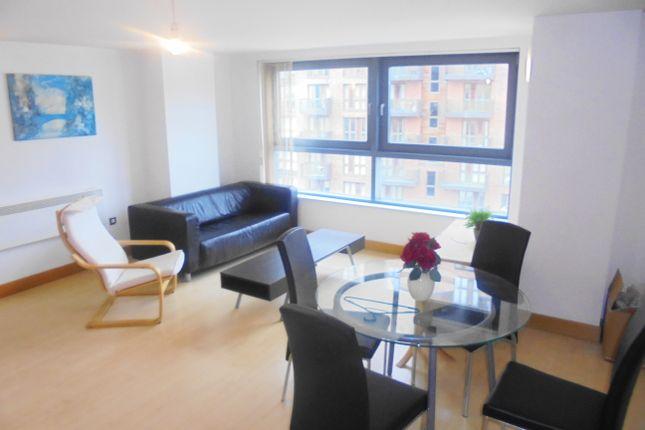 Thumbnail 2 bed flat to rent in Blue, 3 Little Neville Street, Leeds