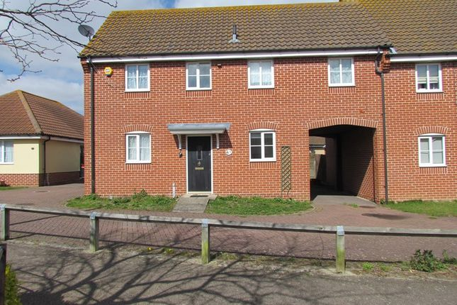 Thumbnail Link-detached house to rent in Warham Road, Dovercourt, Harwich