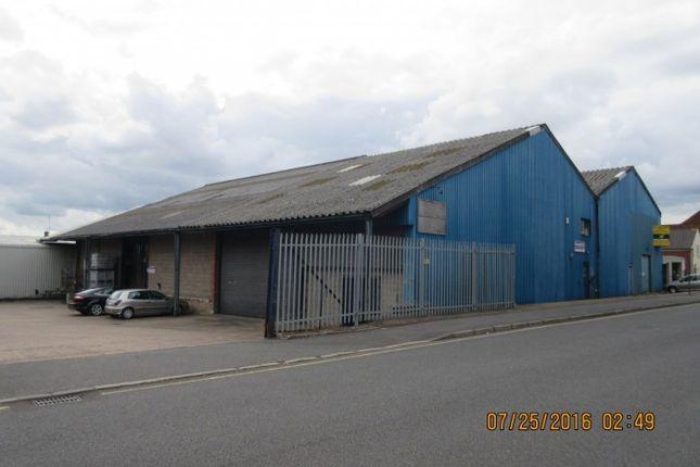 Thumbnail Light industrial for sale in 20 Pelham Street, Mansfield, Nottinghamshire
