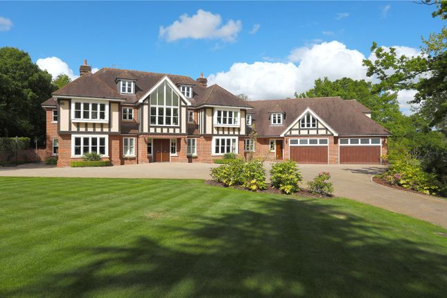 Thumbnail Detached house for sale in Sandy Lane, Crawley Down, Crawley, West Sussex