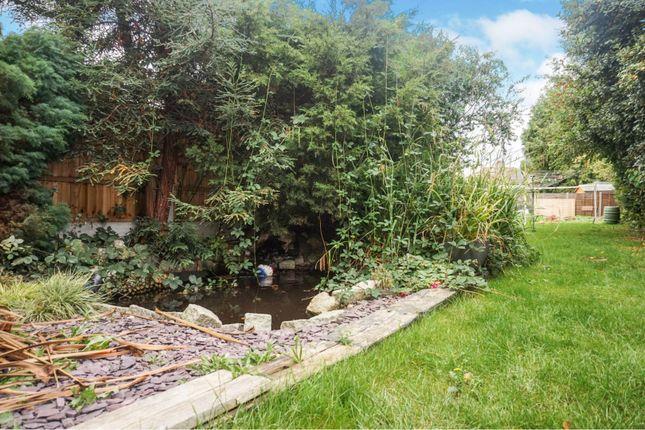 Garden of Wells Avenue, Southend-On-Sea SS2