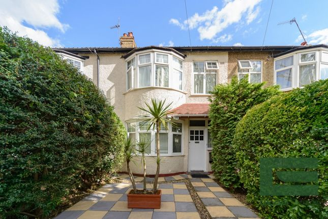 Thumbnail Terraced house for sale in Pembroke Road, Mitcham