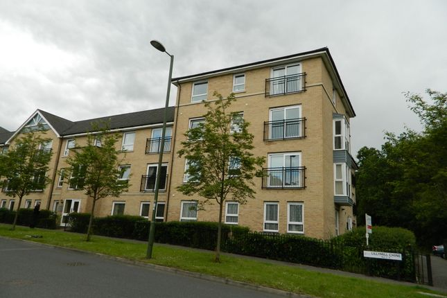 Thumbnail Flat to rent in Lillymill Chine, Basingstoke