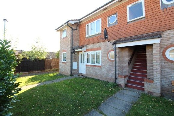 Thumbnail Flat to rent in Lingfield Walk, Bobblestock, Hereford
