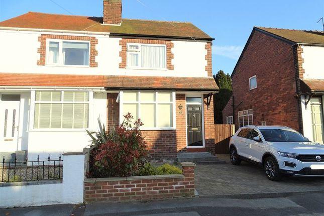 2 bed semi-detached house to rent in Stanley Avenue, Penwortham, Preston PR1