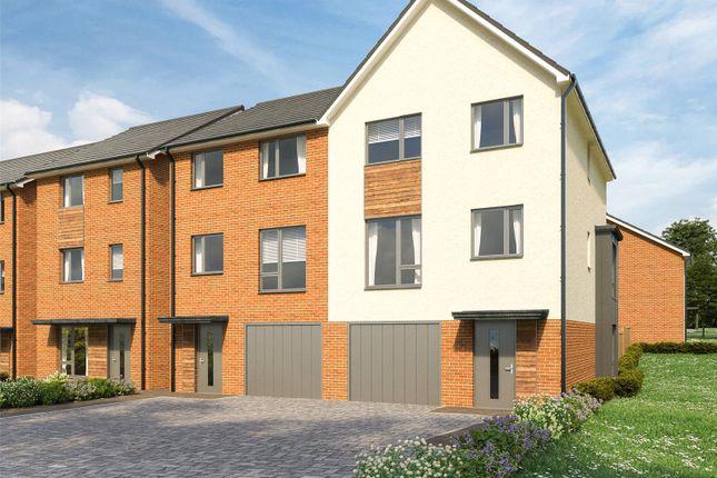 Thumbnail Semi-detached house for sale in Plot 1 - The Berkley, Dol Werdd, Plasdwr, Llantrisant Road, Cardiff