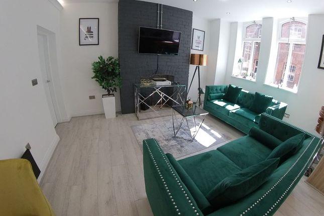 Thumbnail Flat for sale in City Bridge Apartments, Glovers Court, Preston