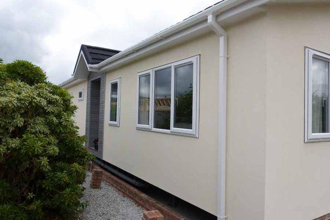2 bed mobile/park home for sale in Eden Close, Luxulyan PL30