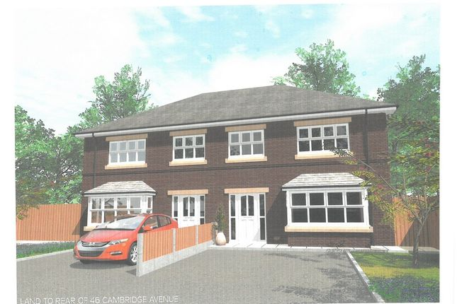 Thumbnail Semi-detached house for sale in Cambridge Avenue, Crosby, Liverpool