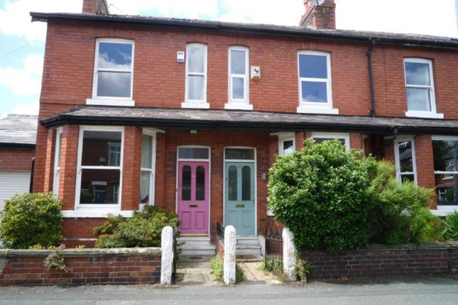 Thumbnail Terraced house to rent in Neale Road, Chorlton, Manchester