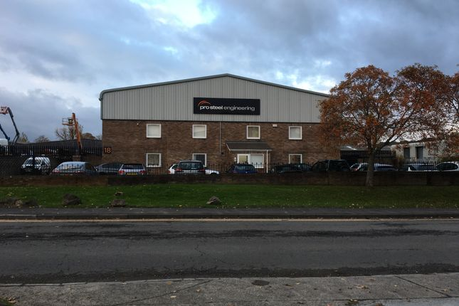 Thumbnail Industrial to let in Symondscliffe Way, Caldicot