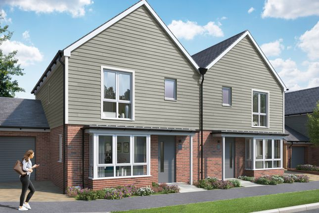 Thumbnail Semi-detached house for sale in Plot 183, High Tree Lane, Tunbridge Wells