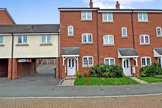4 bed town house for sale in Williamson Drive, Nantwich