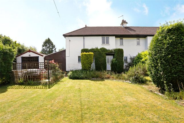 3 bed semi-detached house for sale in Ballinger Road, South Heath, Great Missenden, Buckinghamshire