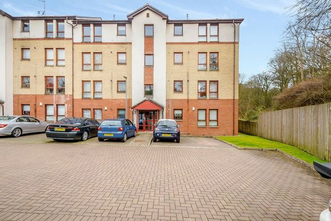 Thumbnail Flat for sale in Cornmill Court, Clydebank