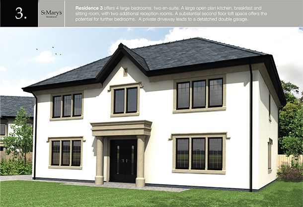Thumbnail Detached house for sale in Bawtry Road, Bessacarr