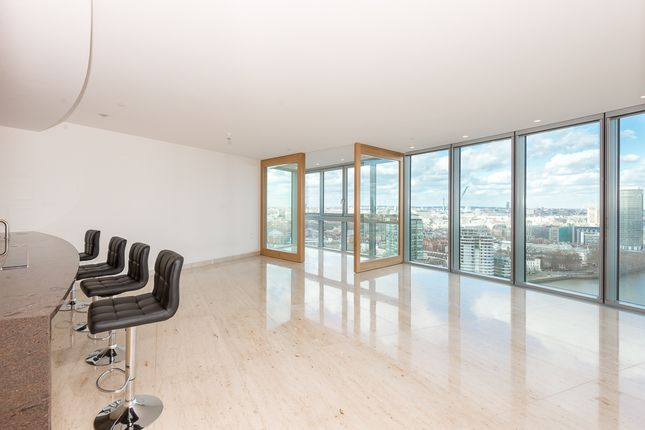 Thumbnail Flat to rent in St. George Wharf, Nine Elms, Vauxhall