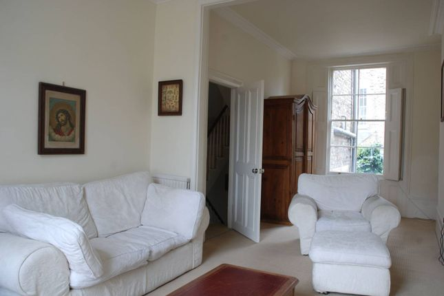 Thumbnail Terraced house to rent in Linton Street, Angel, London