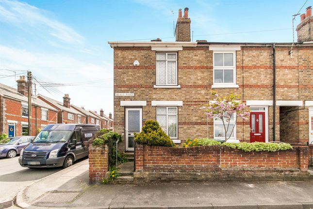 Thumbnail End terrace house for sale in Neale Road, Halstead