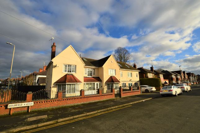 Thumbnail Detached house to rent in Holmfield Avenue, Stoneygate, Leicester