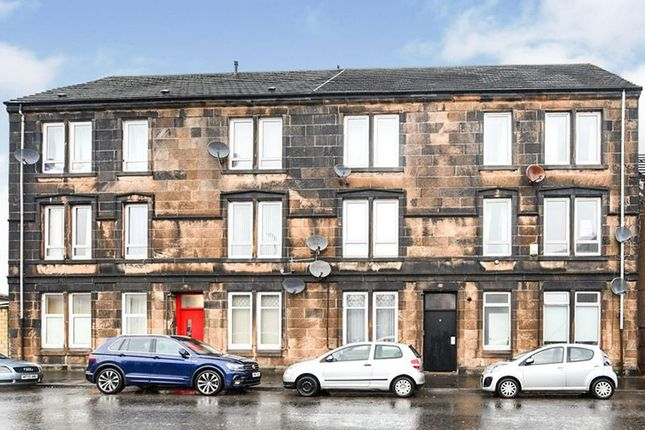 Thumbnail Flat for sale in Murray Street, Paisley