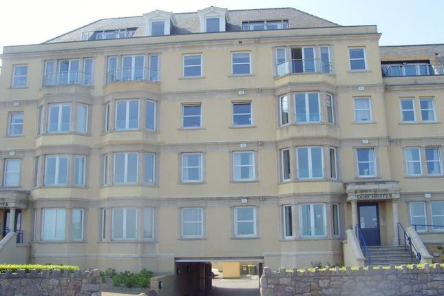 Thumbnail Flat to rent in 25 The Dorchester, The Promenade, Llandudno