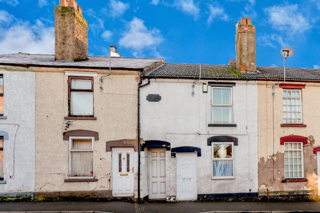 Thumbnail 3 bed terraced house to rent in Cannock Road, Cannock