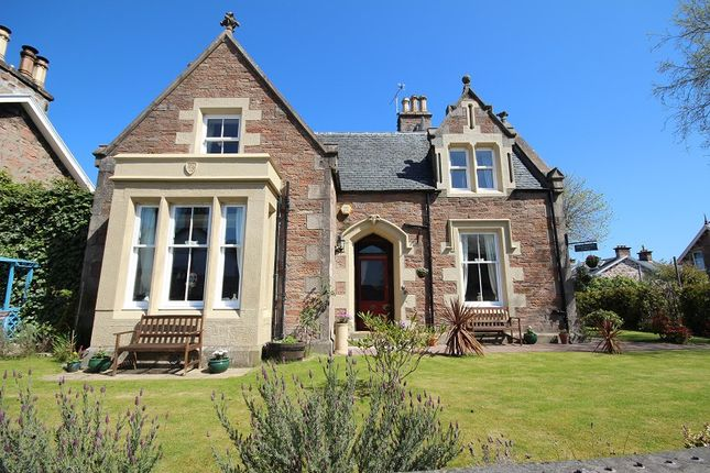 Thumbnail Detached house for sale in Broadstone Lodge 1 Broadstone Park, Crown, Inverness, Highland.